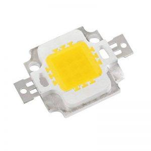 sourcingmap 10 - 12V 10W Blanc Chaud haute puissance Lampe ampoule lampe LED COB circuit CMS de la marque Sourcingmap image 0 produit