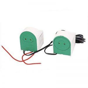 sourcingmap AC 110V-280V Fluorescent Tube Lampe Ampoule Ballast Support Suppport Paire de la marque Sourcingmap image 0 produit
