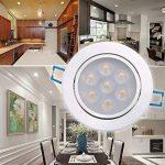 spot led blanc TOP 10 image 2 produit
