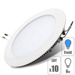 spot led blanc TOP 4 image 0 produit