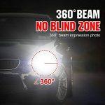 Starnearby 2pcs D2R 55W OEM pour phares Xénon HID de voiture ampoules de rechange de la marque starnearby image 3 produit