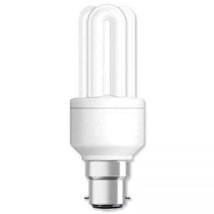 Stearn Réf DS8B Ampoule basse consommation Culot à baïonnette 10 000 heures 8 W (Anciennement 40 W) (Import Royaume Uni) de la marque Stearn image 0 produit
