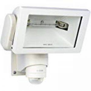 Steinel HS 150 DUO Argent - Projecteur halogène á détecteur de mouvement infrarouge de 240°, spot LED, puissance de 150W de la marque STEiNEL image 0 produit