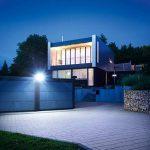 Steinel XLED Home 1 SL Noir, 659914 - Projecteur á LED, Éclairage extérieur avec panneau lumineux orientable, Puissance de 12 W et luminosité de 920 lm[Classe énergétique A++] de la marque STEiNEL image 1 produit