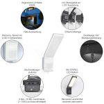 Steinel XLED home slim Blanc 4000K - Projecteur LED à détecteur de mouvement 160°, Spot LED de puissance de 10,5 W de la marque STEiNEL image 4 produit