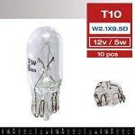 Sumex TES1326 T10 Ampoule Wedge 12 V 5W, 10 Pièces de la marque Sumex image 2 produit