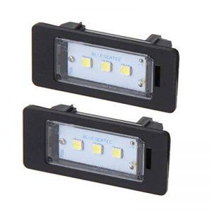 sunpie à LED pour plaque d'immatriculation lumière 10W E39Socle 1E82E88Canbus au sein E90E91E92E93série X de la marque SUNPIE image 0 produit
