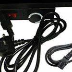 Support CR500TB de ENSA - Panneau de chauffage en céramique comprend une protection d'arrêt de surchauffe de la marque ENSA image 4 produit