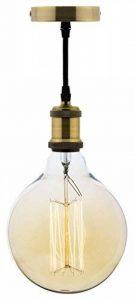 suspension avec ampoule filament TOP 3 image 0 produit