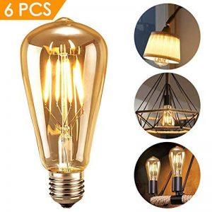 suspension avec ampoule filament TOP 4 image 0 produit