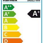Suspension Laquée Rouge Avec Ampoule LED Filament Retro 60w Culot E27 A Visser de la marque Kanlux GmbH image 1 produit