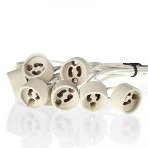 Sweet LED Douille GU10 pour LED et halogène, 10 pièces de la marque Sweet Led image 0 produit