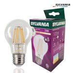 Sylvania Ampoule LED Filament 6W Ampoule à Incandescence Clair E27Verre de la marque Sylvania image 1 produit