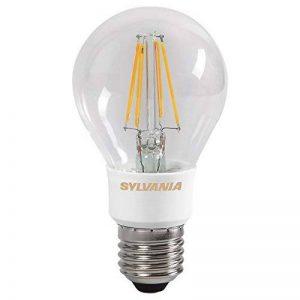 Sylvania Toledo 0027125Rétro Compatible avec variateur d'intensité Doré Lampe LED, verre, Home, E27, 5.5W de la marque Sylvania image 0 produit