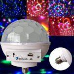 Symboat LED Portable Bluetooth de l'ampoule LED Speaker Portable RGB pour la maison de la Chambre ¨¤ coucher de la marque Symboat image 1 produit
