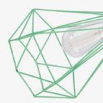 Table et fileament lampadaire/standleuchten diamond lampadaire avec 1 (bleu) de la marque Fileament image 4 produit