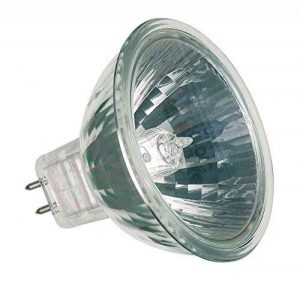 takestop Set 10pièces Spot Spots dicro lampes lampe halogène GU5,335W 480lm lumière blanc chaud 2700K 51x 46mm Classe énergétique C de la marque takestop image 0 produit