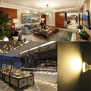 Tamlltide GU10LED Spotlight kit Deal 12W 2358smd ampoules LED carré plafond Lampes à LED de la marque Tamlltide image 0 produit
