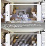 Tebio 12 W LED Maïs ampoules, E14, 100W Ampoule à incandescence équivalent, 6000K Blanc Froid, 1200LM, Cri>80 +, Petit culot à vis, non dimmable, Chandelier ampoules LED(4 PCS) de la marque Tebio image 4 produit