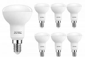 Tech Traders Réflecteur R50, ampoule LED, E14, 7W, lumière blanche froide de la marque Tech Traders image 0 produit