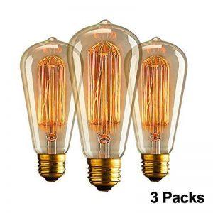 thomas edison ampoule à incandescence TOP 8 image 0 produit