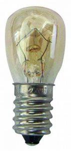 Tibelec 371560 Ampoule Spéciale Portail Électrique Verre 10 W E14 Transparent 22 X 48 mm de la marque TIBELEC image 0 produit