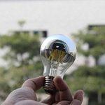 TINS 3 x Ampoule Nostalgique Edison Ampoule A60 8 W 220 V E27 Chaud Blanc Filament Phare Miroir Lumière Filament Tête Miroir Antique Effacer LED Dimmable Éclairage Lampe Économie D'énergie,3 Paquets de la marque TINS image 3 produit