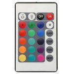 TKOOFN 5 W Lumière Ampoule Ampoules LED RGB Ampoule LED E27 de couleur changeante avec télécommande IR – Classe énergétique A (5050, E27 RVB) de la marque TKOOFN image 2 produit