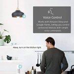 TP-Link Ampoule LED connectée WiFi, culot E27 , Lumière Ambiance Blanche, 10W, fonctionne avec Amazon Alexa (Echo et Echo Dot), Google Assistant et IFTTT pour la commande vocale, lumière blanche personnalisable froid/chaud, pas de Hub requis [Classe énerg image 1 produit