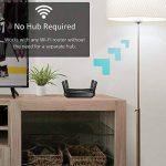 TP-Link Ampoule LED connectée WiFi, culot E27 , Lumière Ambiance Blanche, 10W, fonctionne avec Amazon Alexa (Echo et Echo Dot), Google Assistant et IFTTT pour la commande vocale, lumière blanche personnalisable froid/chaud, pas de Hub requis [Classe énerg image 2 produit