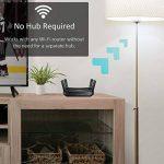 TP-Link Ampoule LED connectée WiFi, culot E27, lumière blanche d'ambiance, 10W, fonctionne avec Amazon Alexa (Echo et Echo Dot), Google Assistant et IFTTT pour la commande vocale, toutes les teintes de blanc, pas besoin de hub [Classe énergétique A+] - L image 2 produit