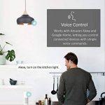 TP-Link Ampoule LED connectée WiFi, culot E27, lumière blanche d'ambiance, 10W, fonctionne avec Amazon Alexa (Echo et Echo Dot), Google Assistant et IFTTT pour la commande vocale, toutes les teintes de blanc, pas besoin de hub [Classe énergétique A+] - L image 1 produit