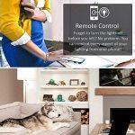 TP-Link Ampoule LED connectée WiFi, culot E27, lumière blanche d'ambiance, 7W, Fonctionne avec Amazon Alexa (Echo et Echo Dot), Google Assistant et IFTTT pour la commande vocale, lumière blanche personnalisable froid/chaud, pas de Hub requis [Classe énerg image 3 produit