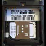 Trackimo TRKM002 Tracker GPS/GSM Personnel Europe entière/Afrique/Amérique du Sud WiFi 2G (Simple SIM) Noir de la marque TRACKIMO image 2 produit
