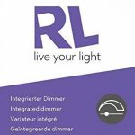Trio-Leuchten 4329029-07 Lampadaire Halogène avec Lampe de Lecture Inclus 230 Watts de la marque Reality image 4 produit