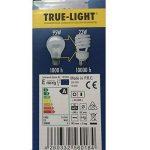 True-Light 23W - L'ampoule lumière du jour originale - Spectre complet 5500K IRC 95 de la marque True-Light image 4 produit