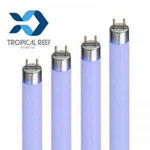 Tube de lumière bleue actinique pour aquarium T8 30W (91cm) de la marque AQUAZONIC image 0 produit