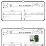 tube fluorescent starter TOP 1 image 1 produit