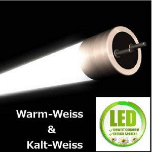 tube LED 90cm Tube Tube fluorescent T8G13en blanc chaud ou froid/blanc au choix, Warmweiss (3000K), G13, 14.0 wattsW, 240.00 voltsV de la marque Netshop-HH image 0 produit