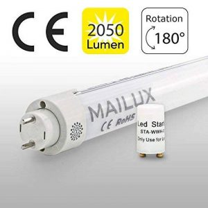 tube led équivalent 58w TOP 1 image 0 produit