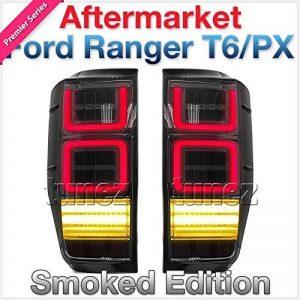 Tunez Frr08Fumé Séquentielle LED Feu arrière lampe arrière FR T6PX MK1MK2Tour Signal de la marque Tunez image 0 produit