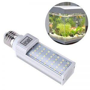 UEETEK 7W E27 lampe d'économie d'énergie LED pour ajuster tous les aquariums de poissons et de boîtes de poissons (blanc) de la marque UEETEK image 0 produit