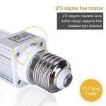 UEETEK 7W E27 lampe d'économie d'énergie LED pour ajuster tous les aquariums de poissons et de boîtes de poissons (blanc) de la marque UEETEK image 4 produit
