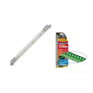 uncarparts unlt20g–Tube lumineux bâton lumineux LED vert 22cm 12V rotatif de la marque uncarparts image 0 produit