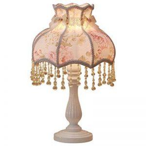 uus Lampes de chevet Lampes de chevet Salon de la maison européenne Lampe de table de luxe Hôtel Café Lampe de table de restaurant (Couleur : A) de la marque Uus image 0 produit