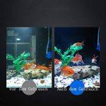 UVC Ampoule Clarificateur D'eau Lampe Compact Tube D'ampoule UV Pour Aquarium UV Lampe De Stérilisateur, Socket 2G11 11W de la marque COCOMIA image 4 produit