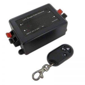 Variateur LED sans fil 12V avec télécommande, pour tout type d'ampoules LED à intensité variable. de la marque PB-Versand image 0 produit
