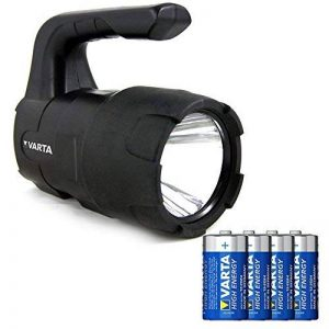 Varta - 18750101421 - Torche 3 W - Led Indestructible Lantern 4 C de la marque Varta image 0 produit