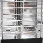 VASNER StandLine 25R radiateur aux rayons infrarouges sur socle - noir - 2500 Watt de la marque VASNER image 3 produit