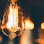 Vintage Edison Ampoule 60W (lot de 4)–intensité variable Exposées Filament–Ampoule à incandescence Clair St58en forme de larme Style de cage d'écureuil–E27Medium Base 2700K–210lumens de la marque Gordon & Bond image 1 produit